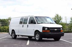 2007 Chevy Express 3500 w/ Lancer and Heater : Used Carpet Cleaning Vans Affordable Carpet, Cheap Carpet, How To Clean Vans, How To Clean Carpet, Chevy Express, Glass Cooktop, Cargo Van, Volkswagen Transporter, Fresh Water Tank