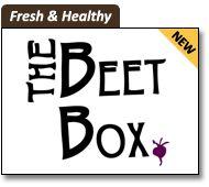 The Beet Box- Mark's Carts