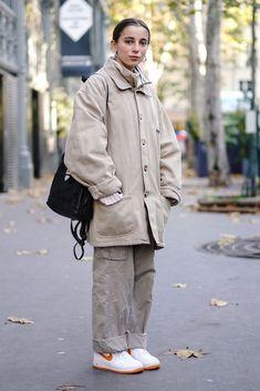 Cozy Fashion, Fall Fashion Outfits, Winter Fashion, Womens Fashion, Fashion Hacks, Fashion Tips, Retro Outfits, Vintage Outfits, Cute Outfits
