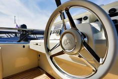 Having made her public debut at Cannes Yachting Festival, here are a few more images of the Monte Carlo Yachts 105. The 32-metre flagship is the most tangible exemplification of the company's vision and the best expression of Monte Carlo Yacht's iconic, timeless style and the naval allure of its collection.  #MonteCarloYachts #MCY105 #CannesYachtingFestival