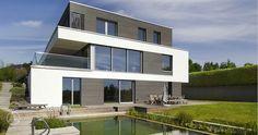 Ein mit dem Golden Cube Award Ökologie 2013 ausgezeichnetes Traumhaus, das das Gefühl vermittelt, zuhause zu sein und gleichzeitig Urlaubsfeeling versprüht – Wohnen wie im Urlaub! - Kieffer