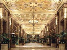 Millennium Biltmore Hotel Ghost