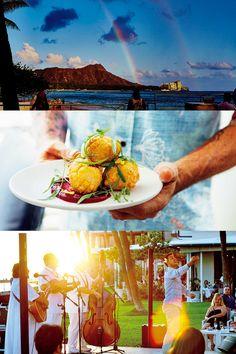 ガイドブックに載っていないディープでローカルないまのハワイを楽しみ方を、3人の事情通のローカル・クリエイターがご紹介。3日目はローカル有名シェフ、エド・ケニーがハワイのフードカルチャーと本場のフラダンスの味わい方を伝授する。
