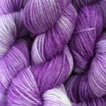 Urban Wolves Kali Fine Hand-Dyed DK, Lilac