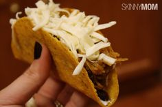Skinny Spaghetti Squash Tacos | Skinny Mom | Tips for Moms | Fitness | Food | Fashion | Family