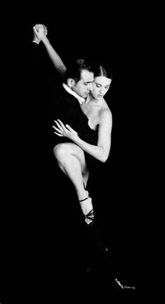 Passionate Tango - forget the world ...