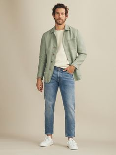 Men´s Denim at Massimo Dutti online. Enter now and view our spring summer 2017 Denim collection. Summer Outfits Men, Fall Fashion Outfits, Casual Outfits, Simple Outfits, Winter Fashion, Business Casual Men, Men Casual, Fashion Moda, Mens Fashion
