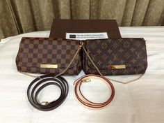 Do you know how to spot a fake vs. real Louis Vuitton hand ...