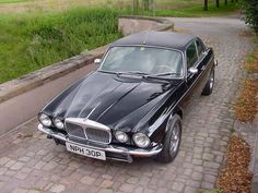 Jaguar Daimler Double Six 5.3 Coupe Coombs