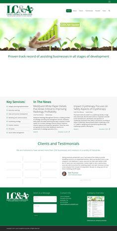 WordPress site laura-campbell.com uses the The7 theme wordpress