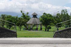 Taiwan, Gazebo, Outdoor Structures, Travel, World, Traveling, Viajes, Deck Gazebo, Cabana