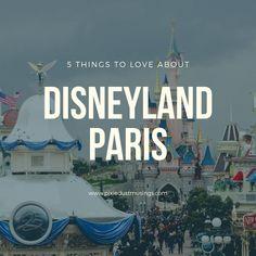5 Things to Love About Disneyland Paris - Pixie Dust Musings Downtown Disney, Disney Parks, Walt Disney World, Disney Dining Plan, Walt Disney Studios, Snowy Day, Disneyland Paris, Paris Street, 5 Things