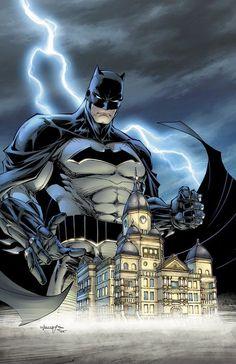 Batman #1//W/ Comic Art Community GALLERY OF COMIC ART