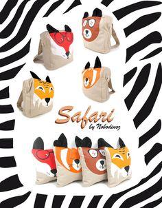 Safari avec Nobodinoz / dilookids