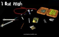 The Softest Ghetto (mochasims: I Get High - Drug Paraphernalia ...)