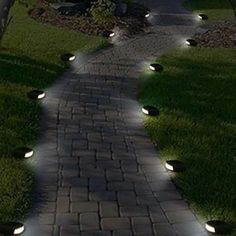 Pathway and bollard lights: practical signposts through the nocturnal garden : Pathway and bollard lights: practical signposts through the nocturnal garden Solar Path Lights LED Pathway Landscape High Quality