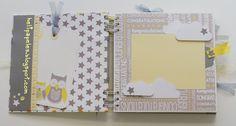 Heli Papeles ♥: Libro de bebe y Letra M
