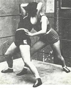 Vintage Strong Women www.lady00wrestling.com Wrestlers Pictures DVD