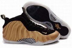 sports shoes aa5b4 edaed Nike Air Foamposite One Black Khaki Sneakers Nike Shoes For Sale, Nike Shoes  Cheap