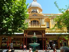 Australia in general operates at a relaxed pace, and Adelaide typifies that stereotype, which is a great thing. The atmosphere is infectious and you find yourself easily settling into the pace of things.