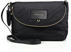 Natasha Nylon Crossbody Bag
