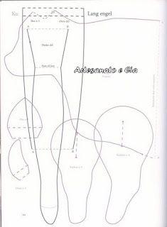 Artesanato e Cia: Tildas