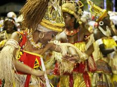 The Ile Aiye, or simply Ilê, is the oldest block african carnival in Salvador, state of Bahia, Brazil.