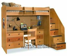 Lowest price online on all Berg Furniture Utica Lofts Twin Loft Bed with 5 Drawer Staircase - Bunk Bed Steps, Cool Bunk Beds, Kids Bunk Beds, Bunk Bed With Desk, Bunk Beds With Stairs, Bed Stairs, Loft Bed Desk, Lofted Dorm Beds, Loft Beds