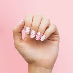 princess nail art mani 08