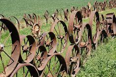 Dahmen wheel fence