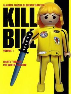 Tener un punto friky. Toy Art, Do The Harlem Shake, Lego Tv, Living Dead Dolls, Hobby Toys, Plastic Doll, Kill Bill, Childhood Toys, Lego Movie