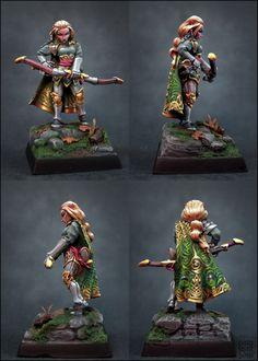 Varashia, Vale Archer Sergeant (Reaper)