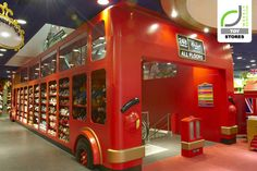 TOY STORES! Retail Hamleys flagship store by Chute Gerdeman, London toys