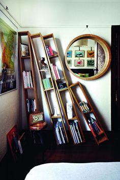 5 small-space style ideas. Photography by Armelle Habib.