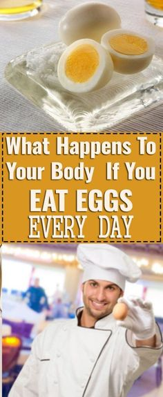 What Happens To Your Body If You Eat Eggs Every Day?