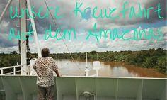 Unser größtes Abenteuer - eine Flusskreuzfahrt auf dem Amazonas mit der MS Alexander von Humboldt von Phoenix Reisen in Bonn.  #Amazonas #Brasilien #Kreuzfahrt