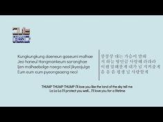 [She was pretty OST] Thumping 쿵쿵쿵 lyrics (Eng, Han, Rom) - YouTube