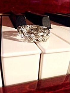 Victorian Braided Ring Diy