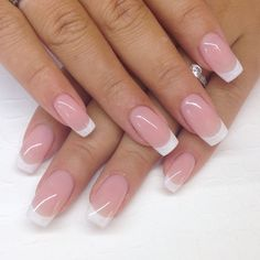 Its All about Trending Fashion Dress,Fashion Ideas,WomenFashion,MenFashion and much more. French Manicure Acrylic Nails, French Tip Nails, Best Acrylic Nails, Acrylic Nail Designs, Nail Manicure, Stiletto Nails, Gel Nail, Perfect Nails, Gorgeous Nails
