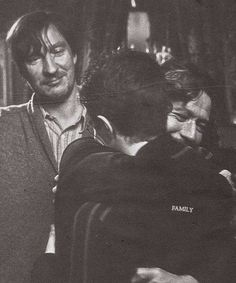 """My favorite character was probably Sirius or Lupin, there was always something about those two guys I loved a lot."" - Daniel Radcliffe"