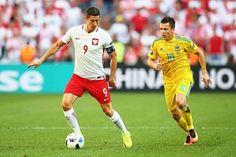 Polonia 16 Robert Lewandowski clasifican en 2do lugar del Grupo C