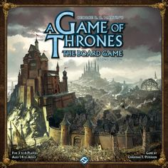 A Game of Thrones The Board Game by Fantasy Flight