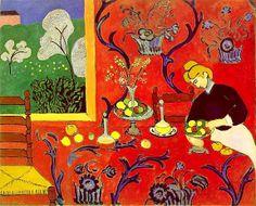 Matisse, Red Room