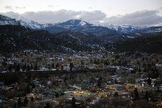 Colorado.... durango.. sigh