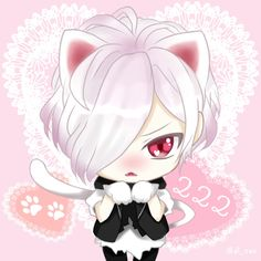 Anime diabolik lovers subaru chibi kawaii ♡^♡