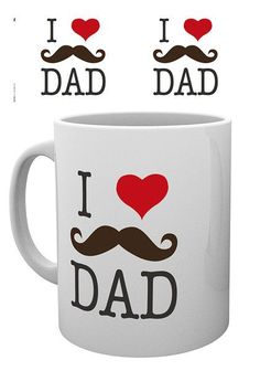 Father's Day I Love Dad - Mok