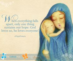when everything falls apart only one thing sustains our hope - Google Search