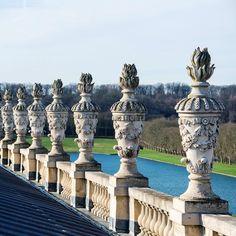 Les toits de Versailles
