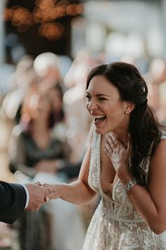 a beautiful vow exchange moment at Tala game reserve for destination wedidng