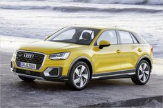 Here's Audis brand new SUV!We present you the mini-SUV Q2 with new elements from the brand. This car wants,that the world is looking at it. This SUV is nearly on the market.